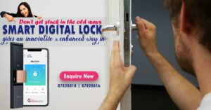 Go Digital Lock Pte Ltd